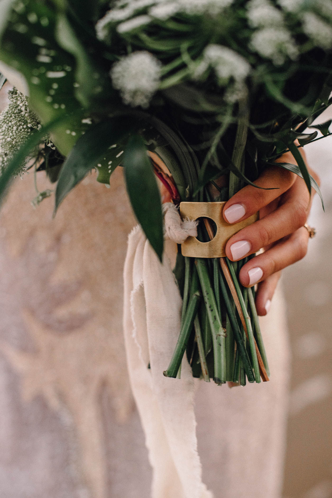 Romantic Same Sex Beach Elopement Inspiration in Earth Tones – Kalon Weddings Photography – Chloe Nicole Weddings 45