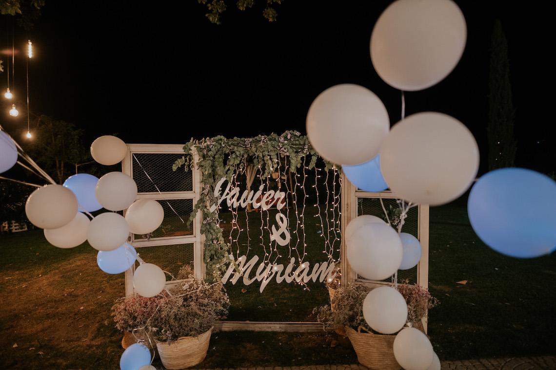Romantic and Fashionable Spanish Boho Wedding – Javier Berenguer 12