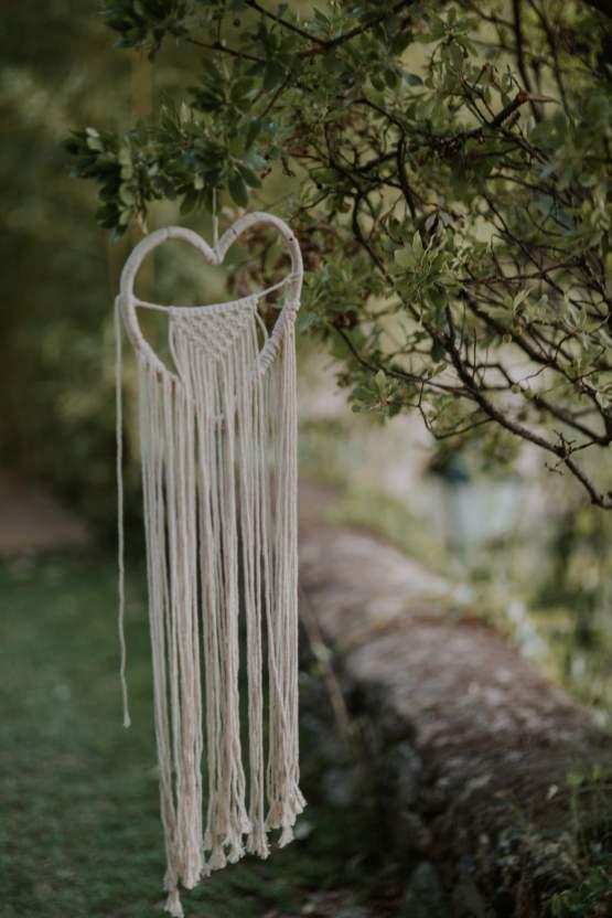 Romantic and Fashionable Spanish Boho Wedding – Javier Berenguer 29
