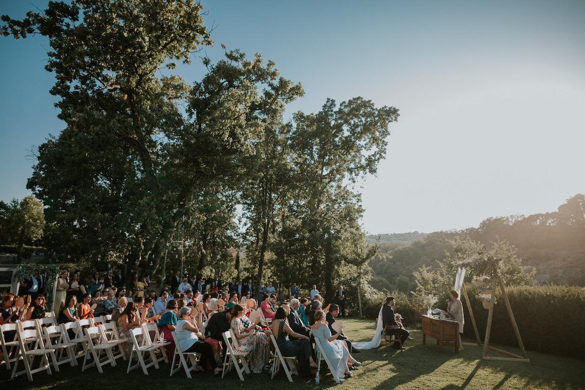 Romantic and Fashionable Spanish Boho Wedding – Javier Berenguer 6