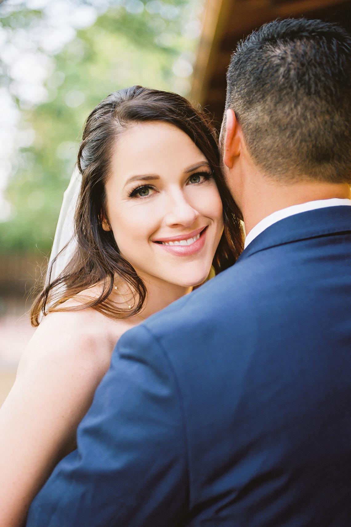 Rustic Succulent Filled Colorado Wedding With A Pretzel Bar – Sara Lynn 16