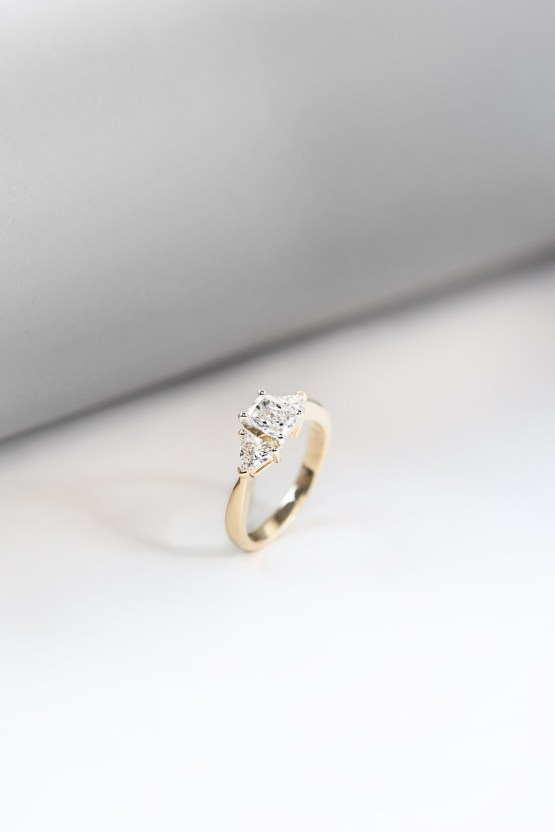 Stunning Conflict-Free & Eco-Friendly MiaDonna Engagement Rings 10