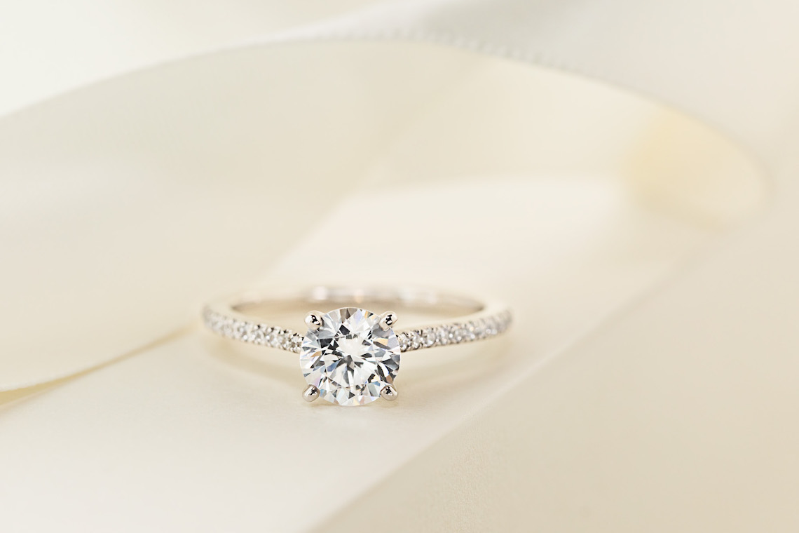 Stunning Conflict-Free & Eco-Friendly MiaDonna Engagement Rings 12