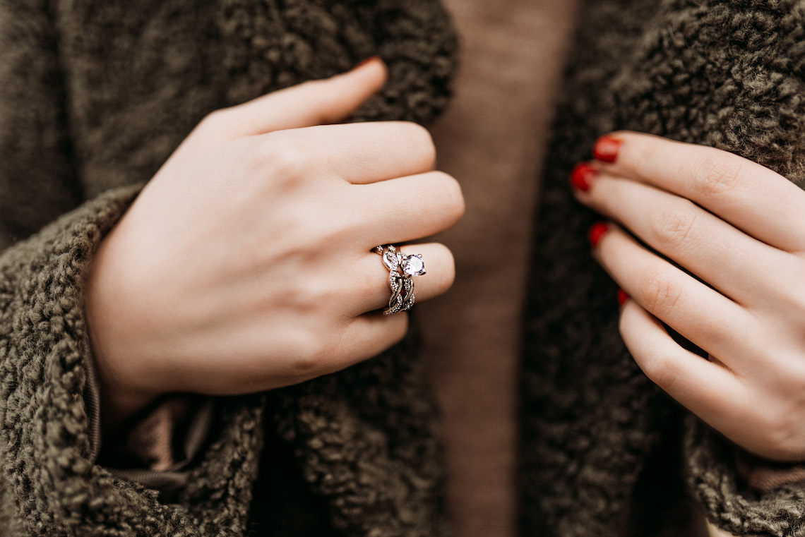 Stunning Conflict-Free & Eco-Friendly MiaDonna Engagement Rings 7