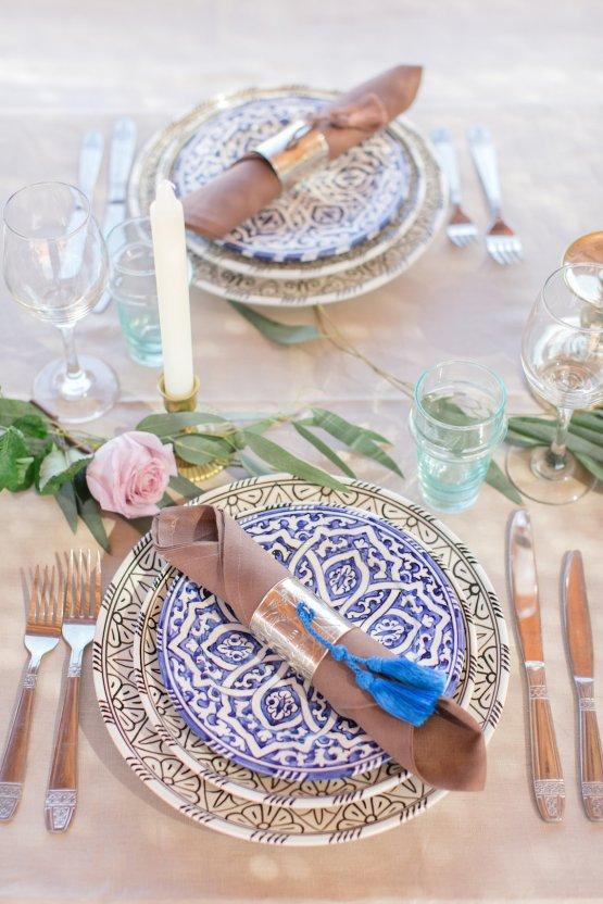 Stunning Bohemian Morocco Desert Wedding Inspiration