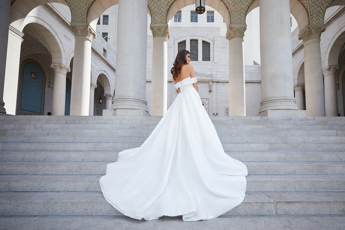Affordable and Absolutely Showstopping Wedding and Bridesmaid Dresses By CocoMelody – Classic Collection 4