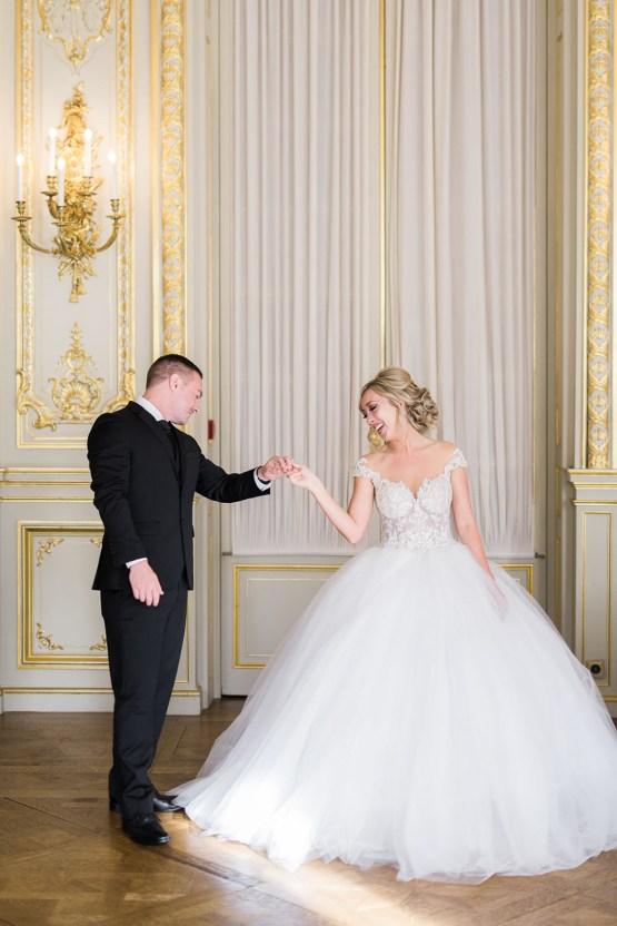 An Enchanting Fairytale Paris Elopement – Claire Morris Photography 18