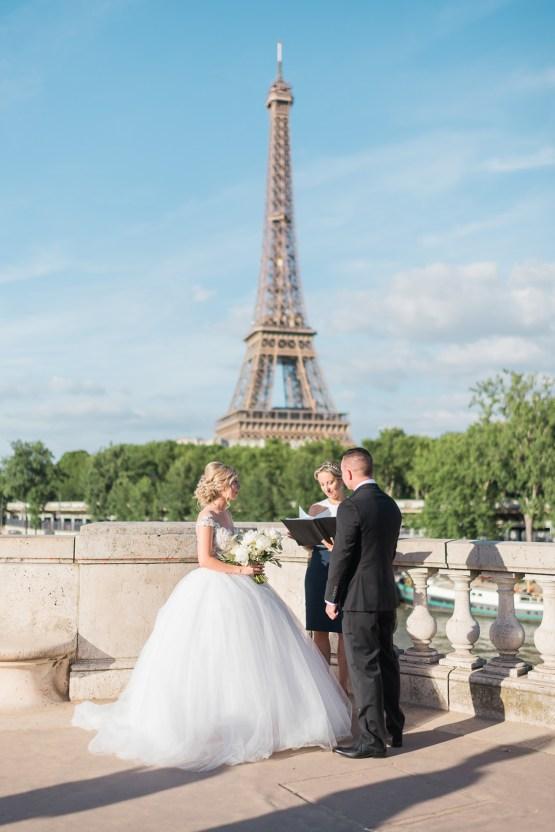 An Enchanting Fairytale Paris Elopement – Claire Morris Photography 28