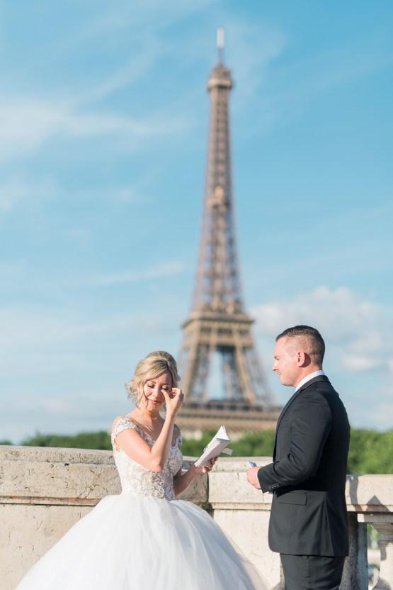 An Enchanting Fairytale Paris Elopement – Claire Morris Photography 29