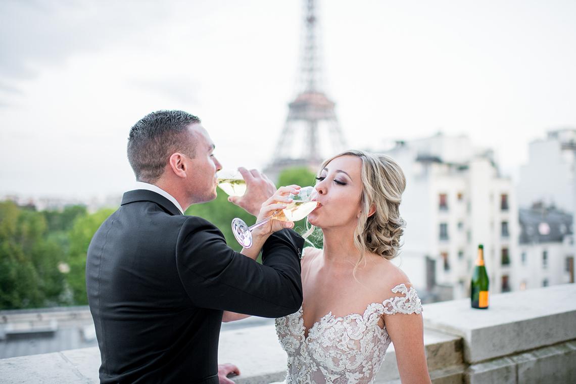 An Enchanting Fairytale Paris Elopement – Claire Morris Photography 3