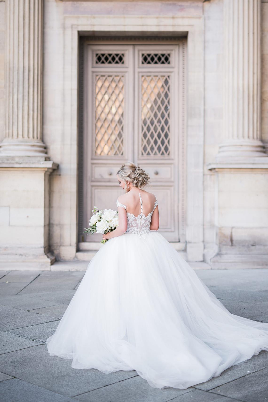 An Enchanting Fairytale Paris Elopement – Claire Morris Photography 33