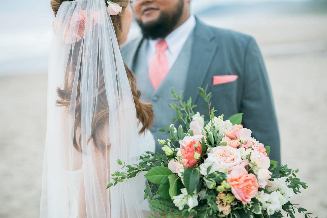 Cannon Beach Bonfire Wedding With Smores – Marina Goktas Photography 11