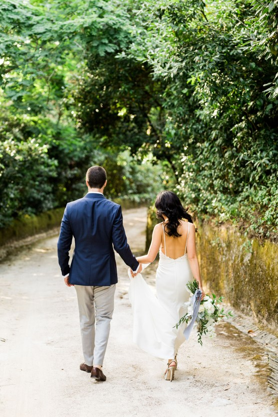 Glamorous Destination Wedding In Sintra, Portugal – Passionate Photography