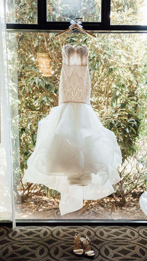 Glamorous and Industrial North Carolina Loft Wedding – Three Region Photography 1