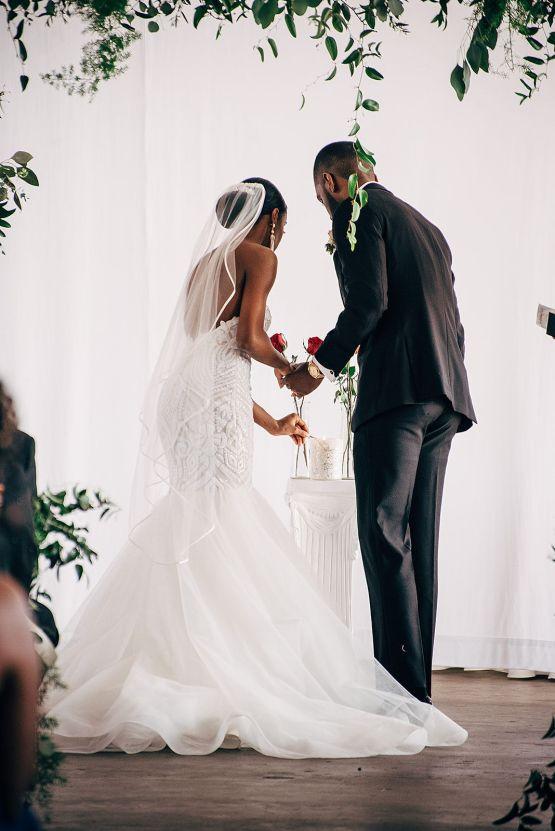 Glamorous and Industrial North Carolina Loft Wedding – Three Region Photography 3