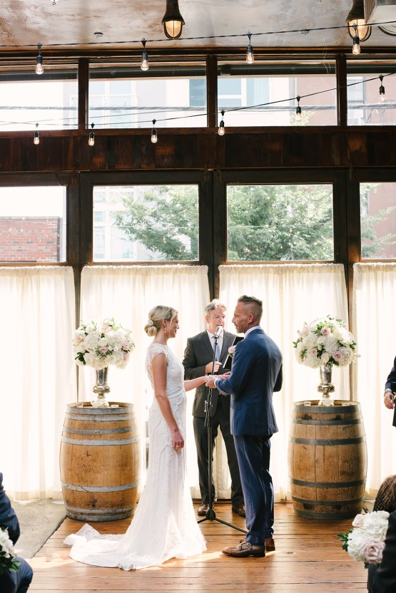 Industrial Chic Brooklyn Winery Wedding – Williamsburg Photo Studios 32