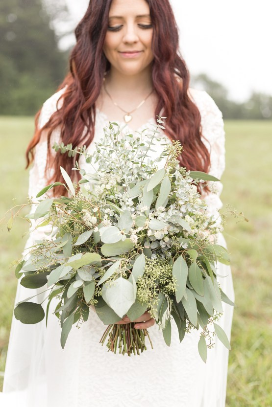 Misty Romantic Breakfast Wedding with Waffles – Cindy and Emily Photography 18