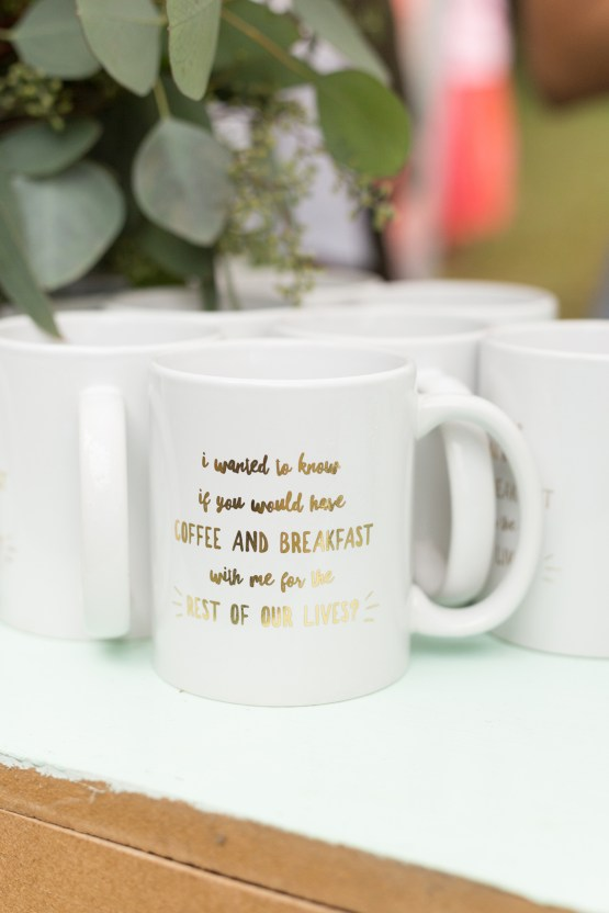 Misty Romantic Breakfast Wedding with Waffles – Cindy and Emily Photography 25