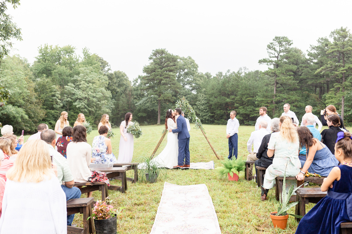 Misty Romantic Breakfast Wedding with Waffles – Cindy and Emily Photography 5