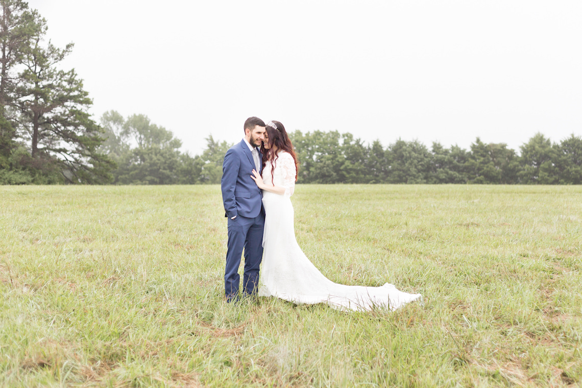 Misty Romantic Breakfast Wedding with Waffles – Cindy and Emily Photography 6