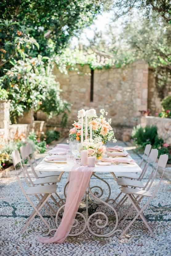 Whimsical Romantic Wedding Inspiration With Grace Kelly Vibes – Fiorello Photography 3