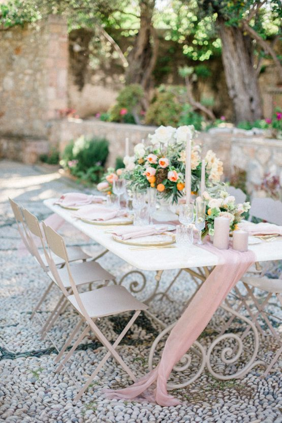 Whimsical Romantic Wedding Inspiration With Grace Kelly Vibes – Fiorello Photography 4