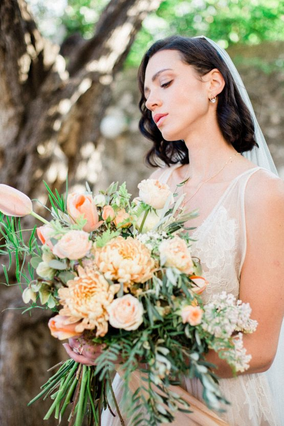 Whimsical Romantic Wedding Inspiration With Grace Kelly Vibes – Fiorello Photography 40