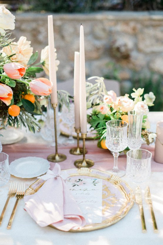 Whimsical Romantic Wedding Inspiration With Grace Kelly Vibes – Fiorello Photography 6