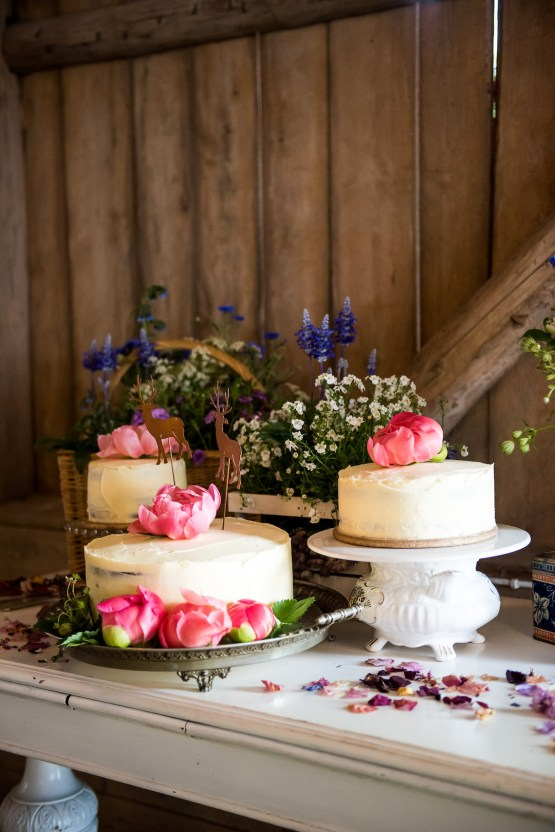 Wildflower Wedding With A Colorful Floral Wedding Dress – Jessica Grace Photography 41