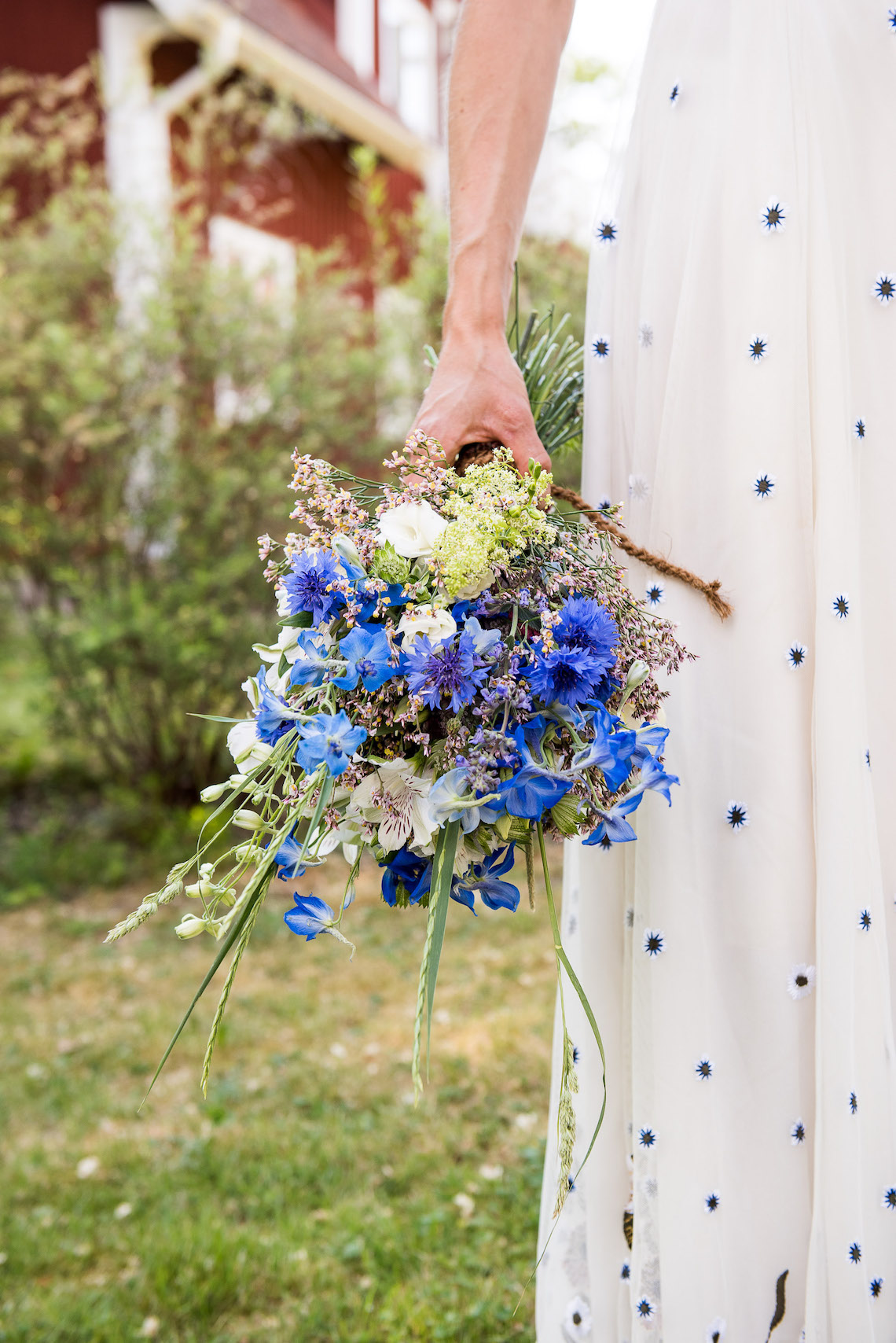 Wildflower Wedding With A Colorful Floral Wedding Dress – Jessica Grace Photography 45