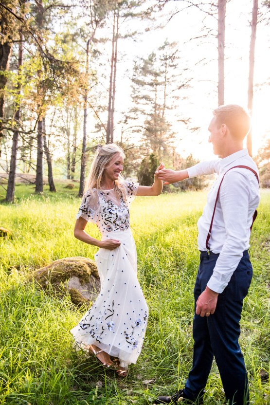 Wildflower Wedding With A Colorful Floral Wedding Dress – Jessica Grace Photography 54