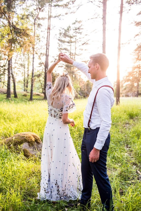 Wildflower Wedding With A Colorful Floral Wedding Dress – Jessica Grace Photography 55