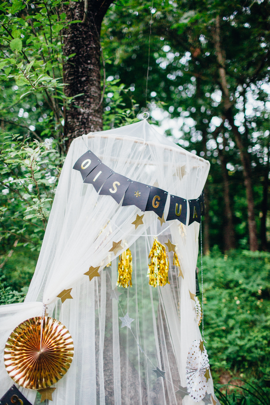 Adorable DIY Backyard Wedding in Upstate New York with a Rock and Roll Bride and Groom – Claire Eliza 69