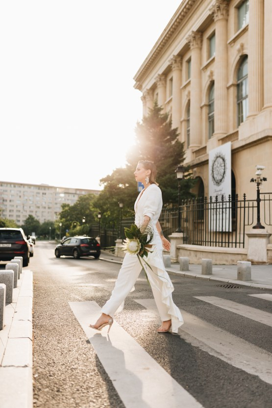 Avant-Garde Urban Bridal Inspiration from Bucharest – Wedding Stories – Moon Events 10