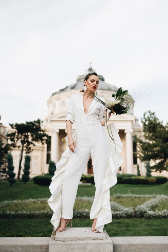 Avant-Garde Urban Bridal Inspiration from Bucharest – Wedding Stories – Moon Events 7