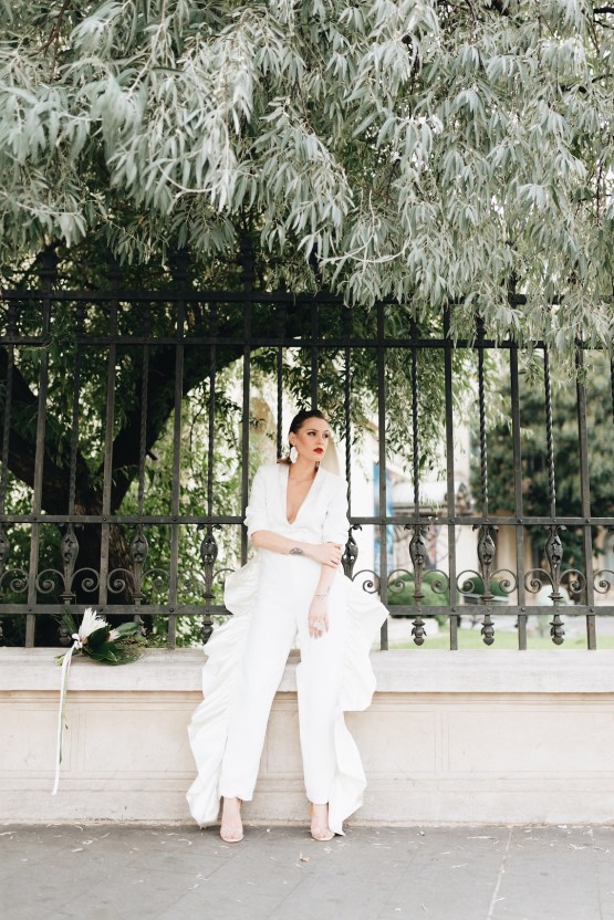 Avant-Garde Urban Bridal Inspiration from Bucharest – Wedding Stories – Moon Events 9