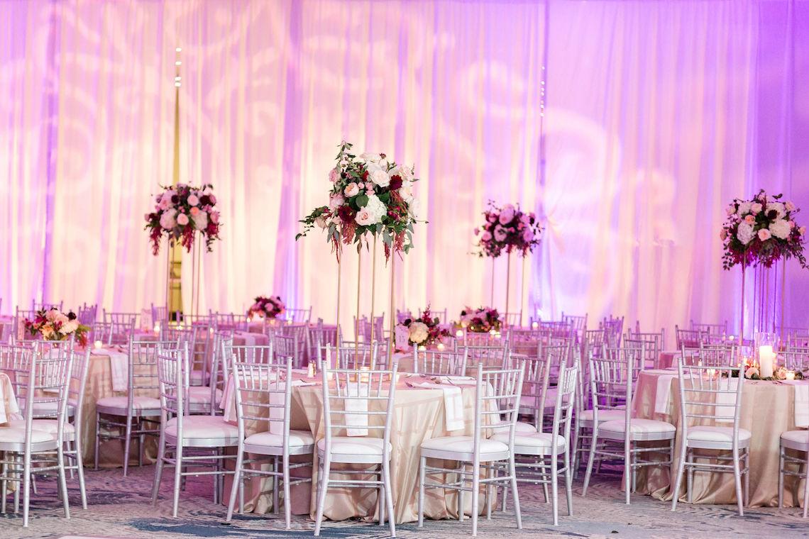 Beautiful Burgundy Hindu Fusion Wedding – Danielle Harris Photography 4