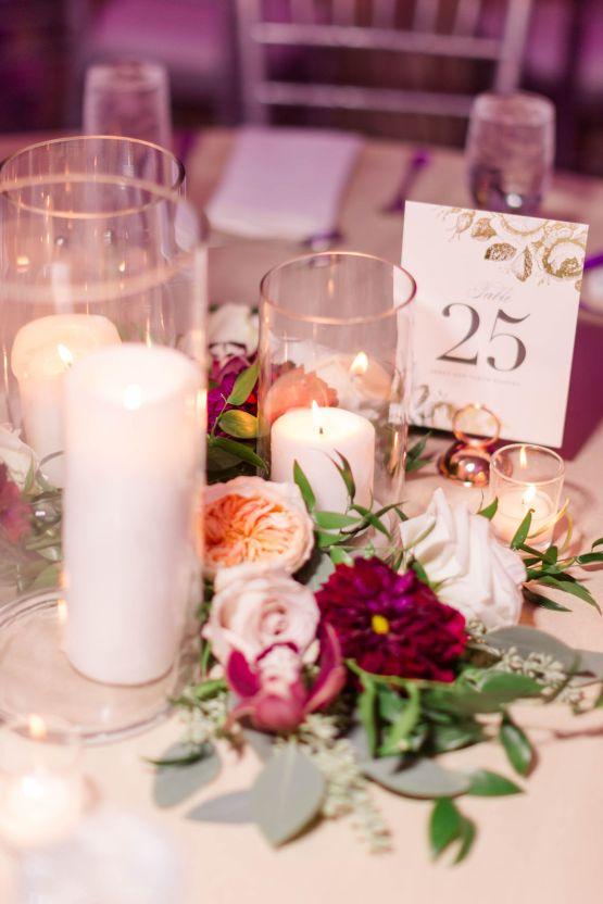 Beautiful Burgundy Hindu Fusion Wedding – Danielle Harris Photography 59