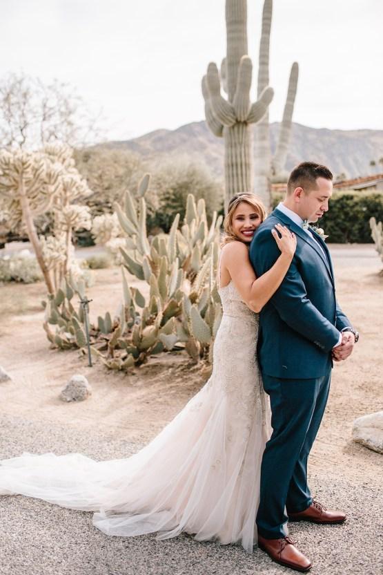 Blush Smoke Tree Ranch Palm Springs Wedding – Elle Lily Photography 35