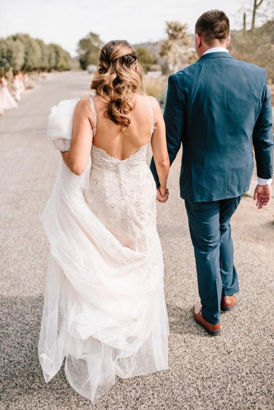 Blush Smoke Tree Ranch Palm Springs Wedding – Elle Lily Photography 39