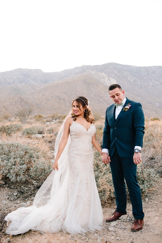 Blush Smoke Tree Ranch Palm Springs Wedding – Elle Lily Photography 52