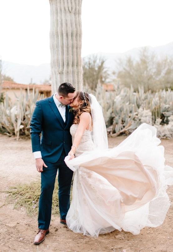 Blush Smoke Tree Ranch Palm Springs Wedding – Elle Lily Photography 57