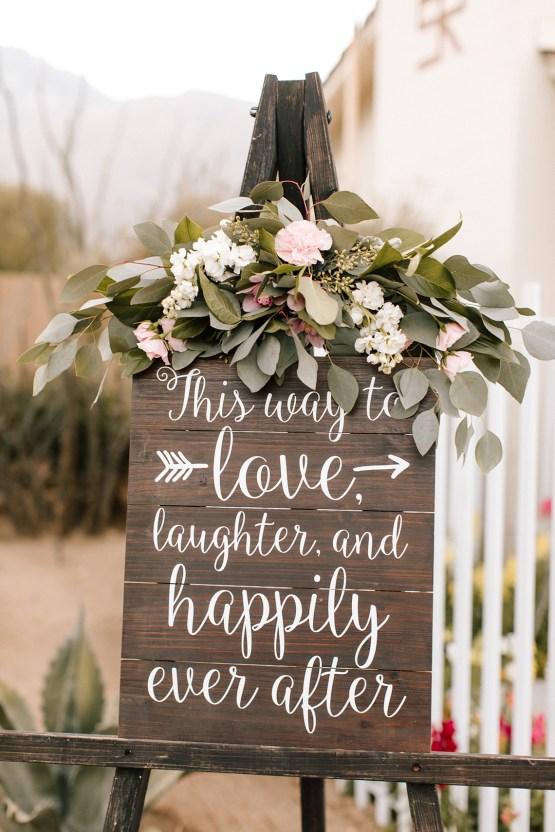 Blush Smoke Tree Ranch Palm Springs Wedding – Elle Lily Photography 58