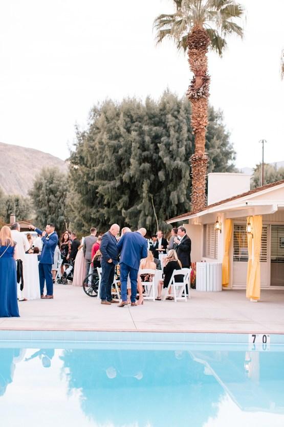 Blush Smoke Tree Ranch Palm Springs Wedding – Elle Lily Photography 63