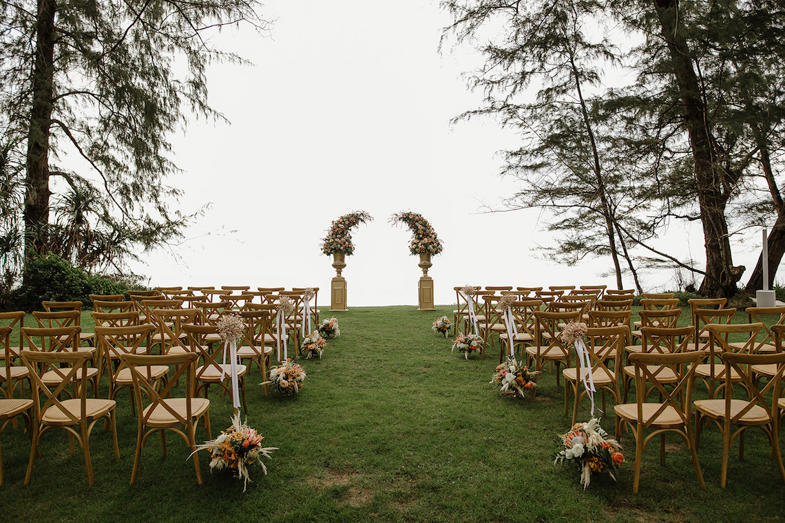 Boho Coral Thailand Beach Wedding – Alen Karupovic 2