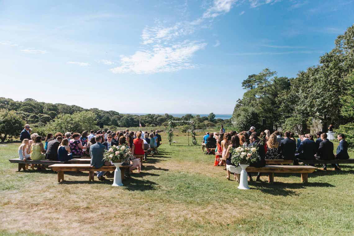 Cheery Marthas Vineyard Summer Wedding – Lena Mirisola Weddings 55