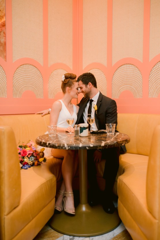 Colorful Retro Elopement Inspiration – Hope Helmuth Photography 20