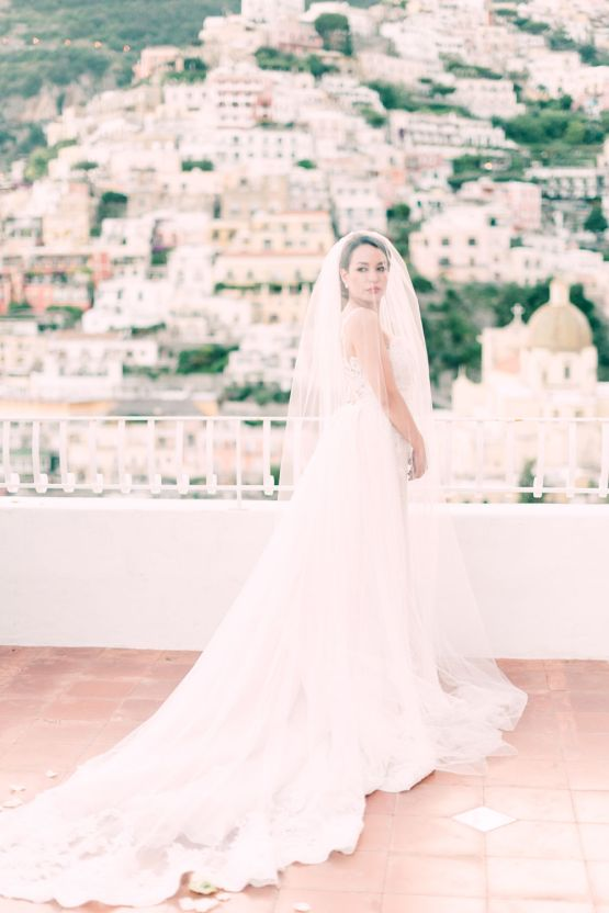 Dramatic Breathtaking Positano Destination Wedding – Lace and Luce Photography 27