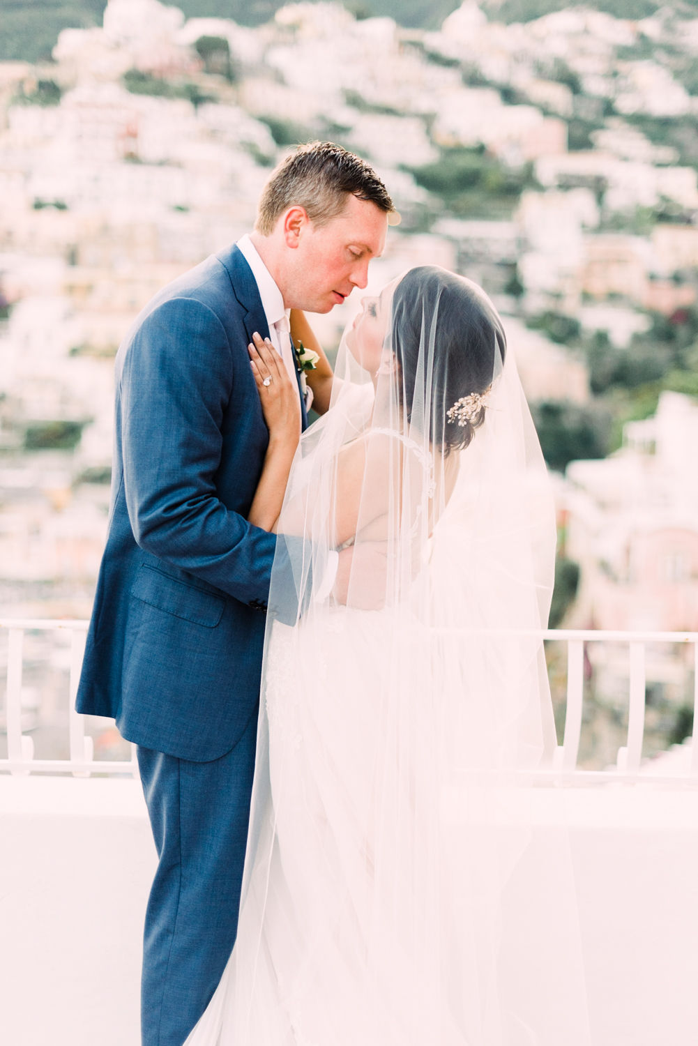 Dramatic Breathtaking Positano Destination Wedding – Lace and Luce Photography 28
