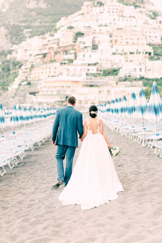 Dramatic Breathtaking Positano Destination Wedding – Lace and Luce Photography 29
